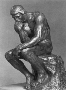 estatura del pensador