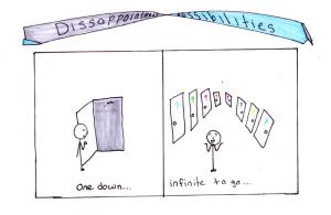 infinitas puertas